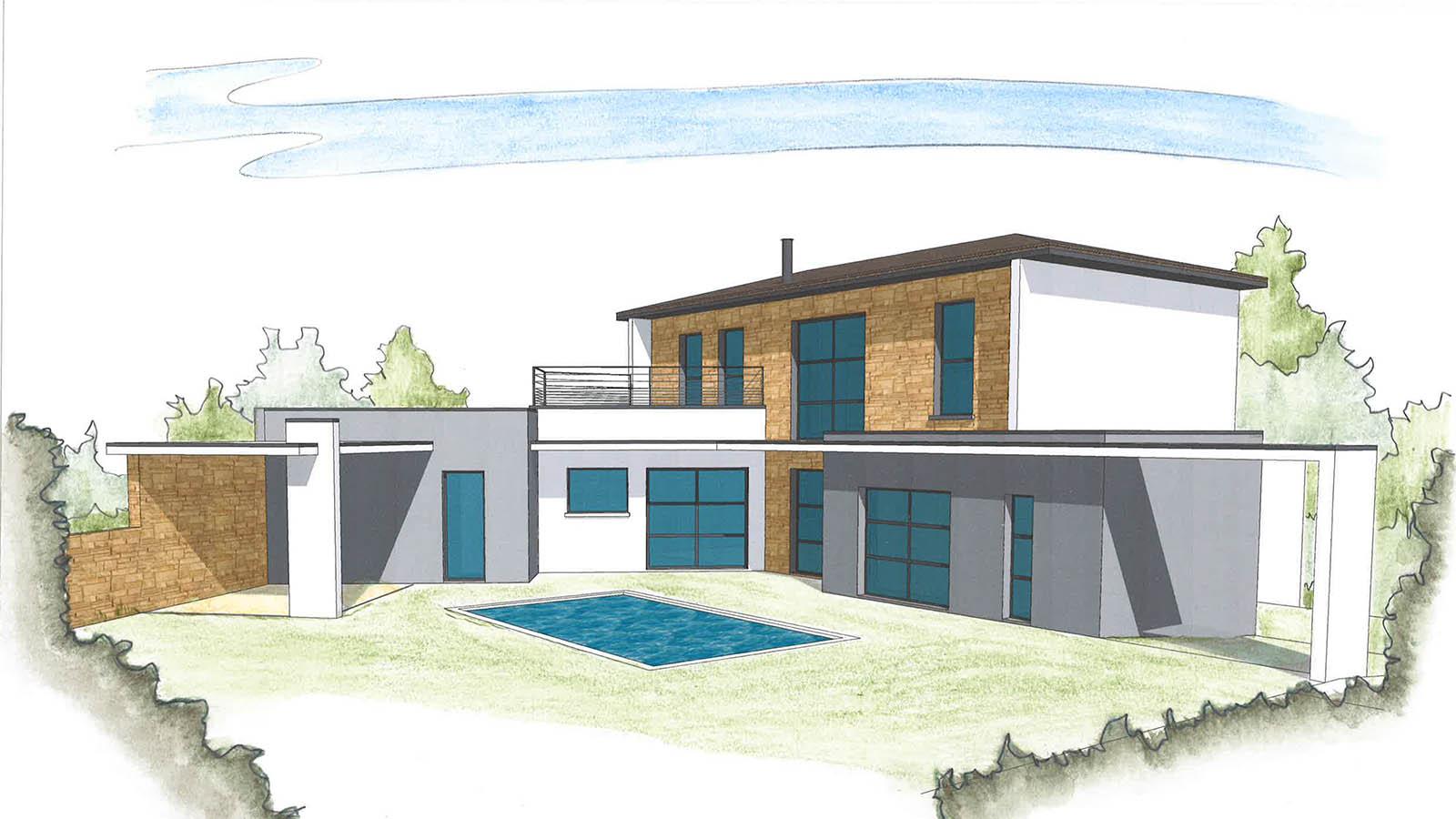 plan maison projet 0417