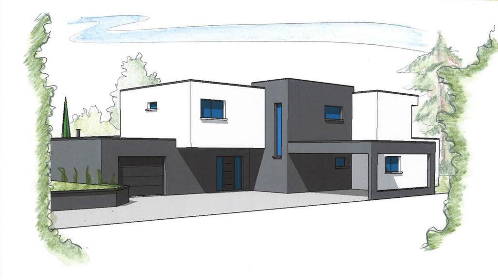 plan maison projet 0617
