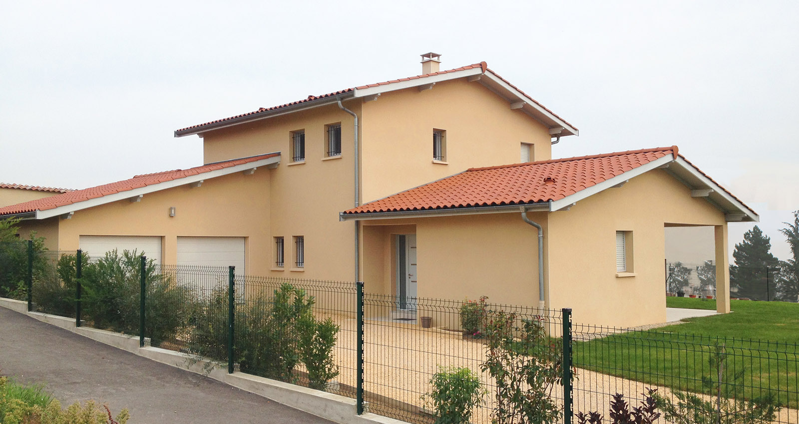 constructeur maison rhone - La Construction Lyonnaise