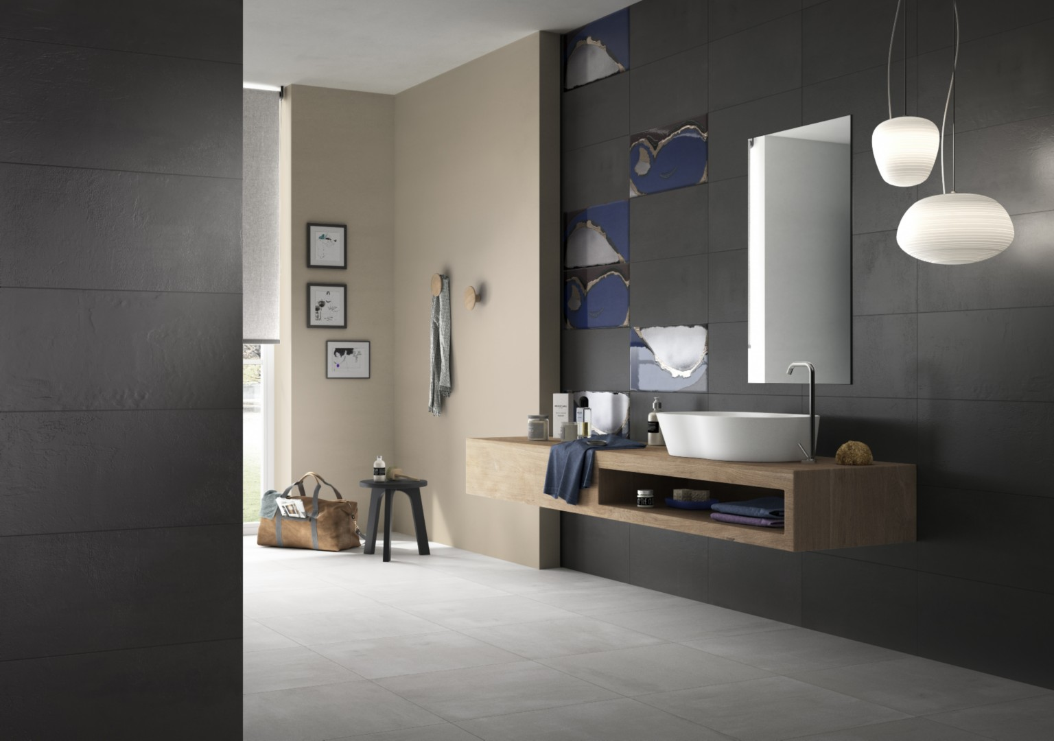salles de bain la construction lyonnaise. Black Bedroom Furniture Sets. Home Design Ideas