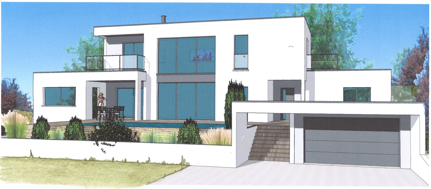 plan maison projet 000902