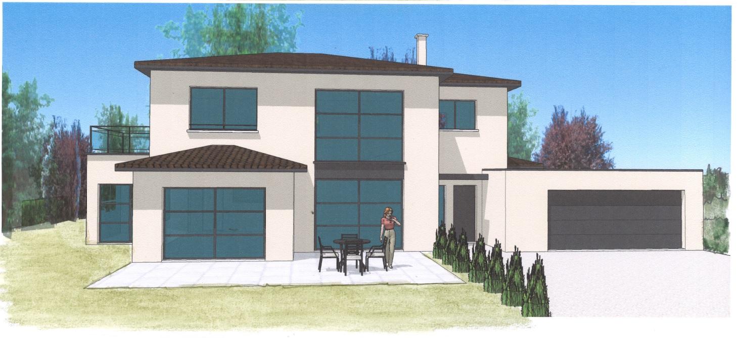 plan maison projet 000903